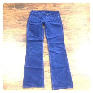New with tags jcrew bootcut cords size 26